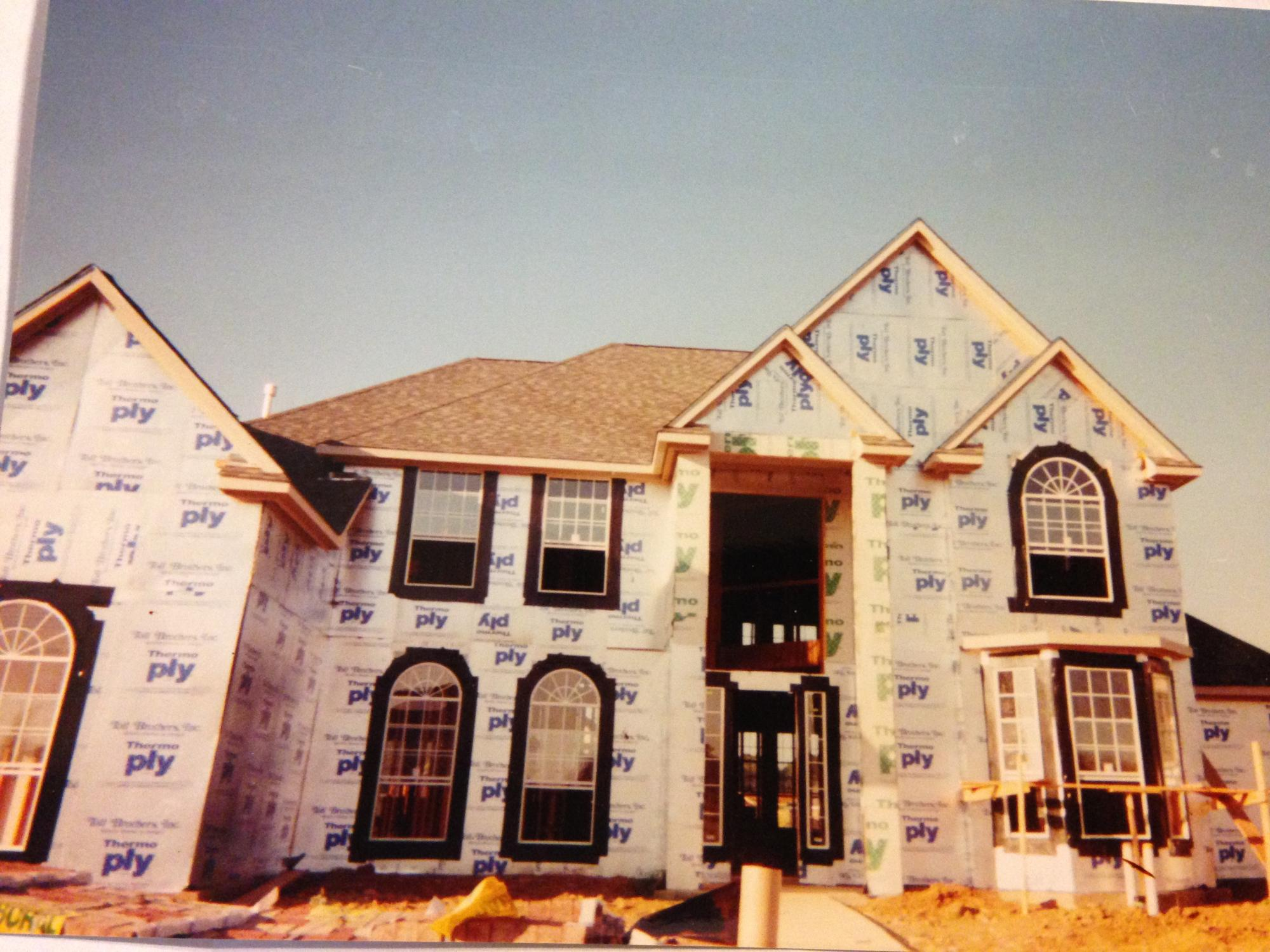 General contractor design and build residential for Unique custom home plans